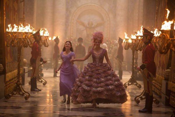 Disney's The Nutcracker and The Four Realms still photo from the movie