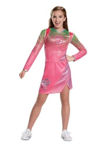 Addison pink Seabrook cheerleading outfit