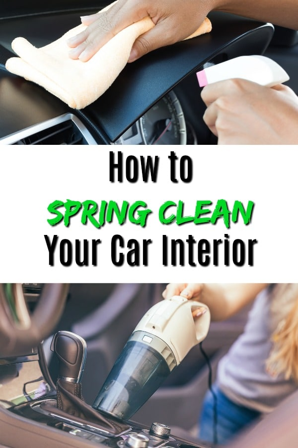 Need to spring clean the inside of your car? From cupholders to seats, your car interior will look great with these tips from Mechanic Shop Femme.