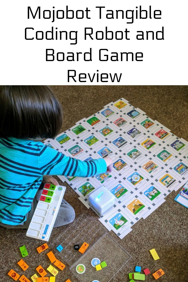 Mojobot Coding Robot Review (ad) Learn about this engaging and hands on way for kids to learn coding. Fun and easy screen-free educational activity!