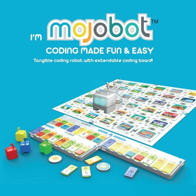 Product images of mojobot