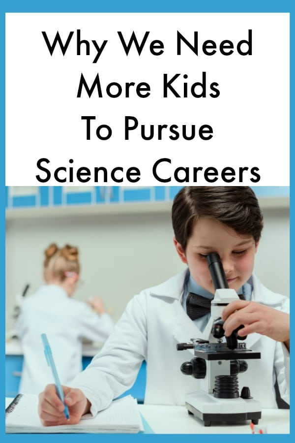 Find out why it's so important for kids to be learning about science, technology, engineering, and mathematics. Encouraging STEM learning is important and we need more kids interested in getting science jobs and careers.