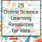 Check out these excellent resources for online science learning. Find science experiments and other STEM based educational resources for kids.