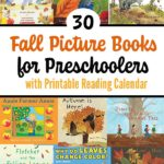 Collage of Fall Picture Book Covers