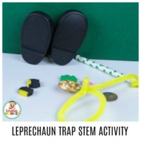 Leprechaun Trap STEM Activity